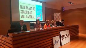 Foto de Una jornada en Aragón trata de frenar el aumento de accidentes de tráfico en el ámbito laboral