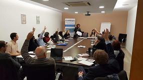 Foto de Context debate sobre los materiales textiles avanzados en Barcelona