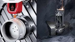 Foto de DMG MORI, proveedor de soluciones completas en la fabricación aditiva de componentes metálicos