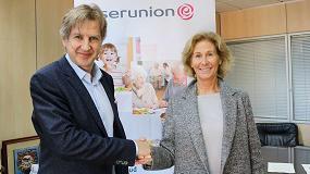 Foto de Serunion y la Fundació Banc dels Aliments firman un convenio para la donación de excedentes de alimento