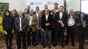 Foto de El VI Premio Diputación de Huelva al Mejor AOVE provincial recae en la Cooperativa San Bartolomé