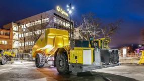 Foto de Epiroc colabora con Railcare para desarrollar equipos de mantenimiento ferroviario con cero emisiones