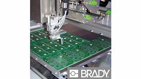 Foto de Etiquetado totalmente automatizado para placas de circuitos impresas