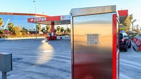 Foto de Cepsa y Montrel desarrollan un terminal para gestionar descargas automáticas de carburantes en estaciones de servicio