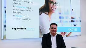 Foto de Entrevista a Ismael Grande, director general de Copermática