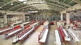 Foto de Cortizo PVC superó los 21 millones de euros de facturación el pasado año