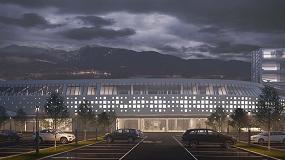 Foto de Más de 21.000 metros cuadrados para la nueva sede del grupo Durst