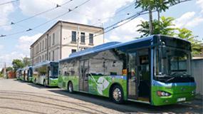 Foto de Gemamex confía en Yaskawa para la carga rápida de los autobuses eléctricos