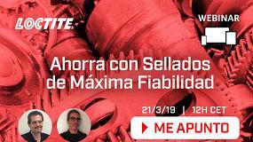 Foto de Loctite organiza un webinar para enseñar su nuevo sistema de sellar bridas