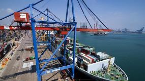 Foto de Noatum Container Terminal Valencia recrece sus grúas con Zeuko