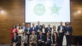 Foto de Estrellas Lean&Green para empresas con una logística de bajas emisiones GEI