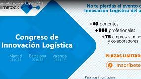 Foto de Invitación al Congreso de Innovación Logística, próximo encuentro en Madrid