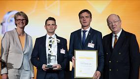 Foto de Premio Hermes de Hannover Messe a Endress + Hauser
