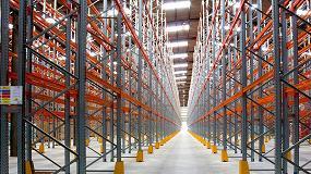 Foto de AR Racking amplía el almacén de Texton en Argelia