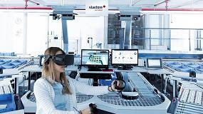 Foto de Realidad virtual en proyectos intralogísticos, rentabilidad sin riesgos