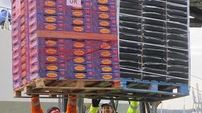 Foto de Los palés de madera siguen creciendo en fabricación y movimientos en España