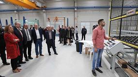 Foto de Sevasa Technologies inaugura instalaciones en Calanda