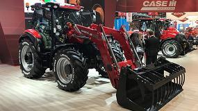 Foto de SIMA 2019: Case IH lanza la gama de tractores Versum CVXDrive