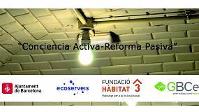 Foto de Nace el proyecto 'Conciencia Activa – Reforma Pasiva' para luchar contra la pobreza energética