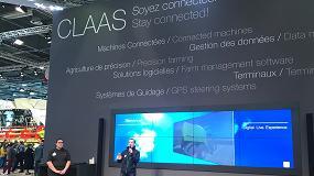 Foto de SIMA 2019: Claas avanza otro paso en agricultura de precisión