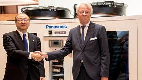 Foto de Alianza entre Panasonic y Systemair para desarrollar soluciones integradas de climatización