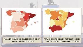 Foto de Las torres de refrigeración no son el principal problema de la legionella en España