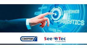 Foto de Casmar y SeeTec firman un Acuerdo de Distribución