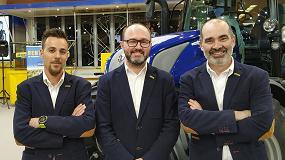 Foto de New Holland España introduce cambios en la organización