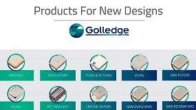Foto de Nuevos productos Focus Design Golledge