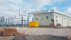 Foto de Genesal Energy suministra energía de emergencia a una planta foltovoltaica que abastece a 138.000 hogares en México