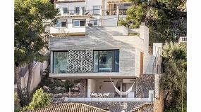 Foto de Technal en la vivienda Cingle 30, en Mallorca