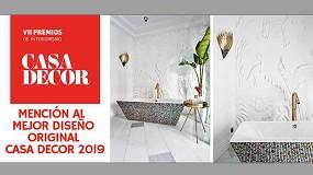 Foto de El espacio de Geberit en Casa Decor, reconocido como mejor diseño original