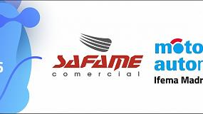 Foto de Safame Comercial aprovecha Motortec Automechanika Madrid para celebrar su 25 aniversario