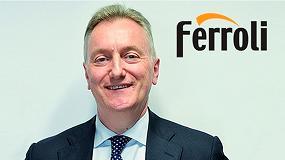 Foto de Riccardo Garrè, nuevo CEO del Grupo Ferroli