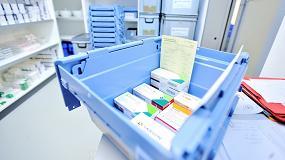 Foto de Contenedores reutilizables para un transporte de medicamentos seguro y fiable