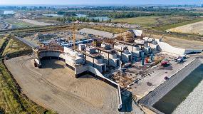 Foto de Ulma participa en la construcción de la nueva presa Racibórz Dolny de Polonia