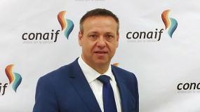 Foto de Francisco Alonso, nuevo presidente de Conaif