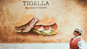 Foto de Tigella estrena uniformes con la esencia del producto tradicional italiano