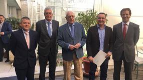 Foto de Juan Carlos Marín renueva su cargo como presidente de Anefhop en Andalucía