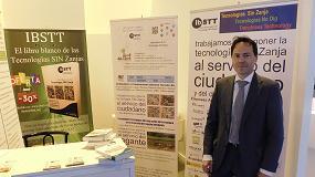 Foto de Entrevista a Juan García Aparicio, nuevo presidente de Ibstt