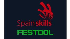 Foto de Festool patrocina SpainSkills 2019