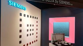 Foto de Las series Delta de Siemens, presentes en la III edición de Architect&Work
