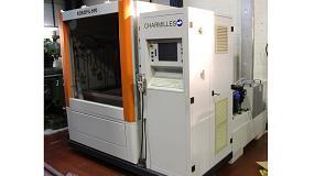 Foto de Metalmaq incorpora una nueva máquina de electroerosión de Charmilles