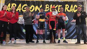 Foto de Ángel Marco vence en la Vuelta Aragón y la Volcat Costa Brava