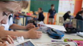 Foto de 'Yo también leo', una app que enseña a leer a niños con síndrome de Down y autismo