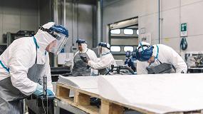 Foto de Elan elige DuPont Tyvek para garantizar la seguridad de sus empleados