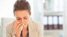 Foto de Seis de cada diez alérgicos reconocen que esta afección les impide trabajar normalmente