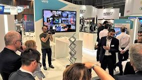 Foto de Hexagon mostrará todas sus soluciones de Production Software (CAD/CAM/ERP) en Advanced Factories 2019