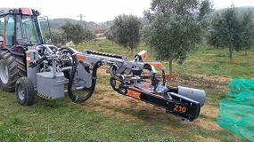 Foto de Olivar: equipos para la preparación del terreno y recolección