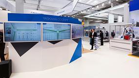 Foto de Yaskawa Ibérica presenta en Advanced Factories 2019 su solución para la Industria 4.0